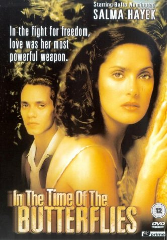 In the Time of the Butterflies [DVD] [2001]: Amazon.co.uk: Salma ...