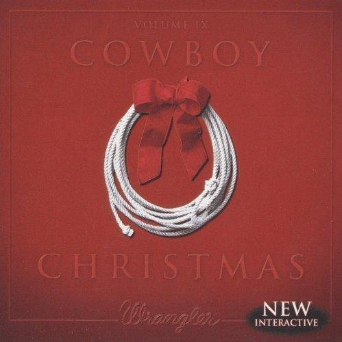 Wrangler Cowboy Christmas Volume IX (Kershaw Sammy Christmas Cd)