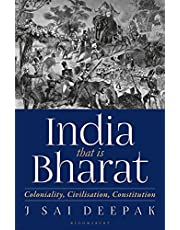 India that is Bharat: Coloniality, Civilisation, Constitution