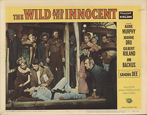 The Wild and the Innocent 1959 Authentic 11