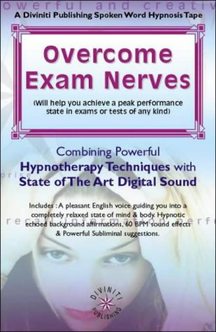 Overcome Exam Nerves (Divinity) (Hypnosis Series) by Diviniti Publishing