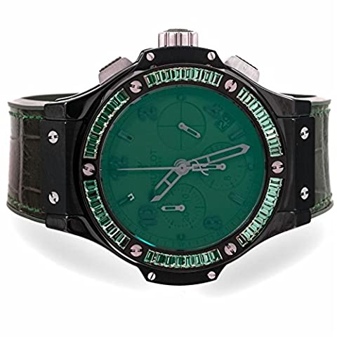 Hublot Big Bang automatic-self-wind womens Watch 341.CV.5290.LR.1917 (Certified Pre-owned) (Hublot Watch Green)