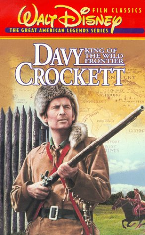 disney davy crockett blu ray