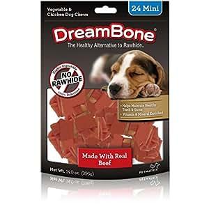 28bbccb33f3dee Amazon.com   Dreambone Beef Dog Chew