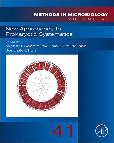 New Approaches to Prokaryotic Systematics, Volume 41 (Methods in Microbiology)