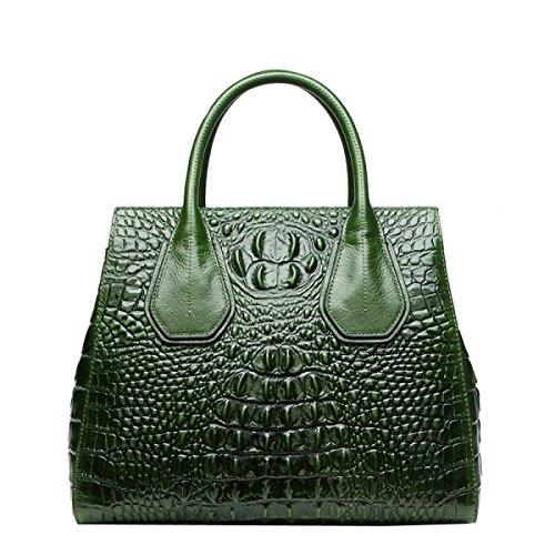 green Main Sacs Soie Pour Bandoulière En à Sac Femmes Mousseline LAIDAYE De à q7dEwPE