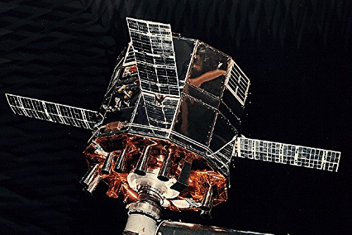 - Home Comforts Laminated Poster Explorer-44 (Solrad-10, SE-C) Satellite Vivid Imagery Poster Print 24 x 36