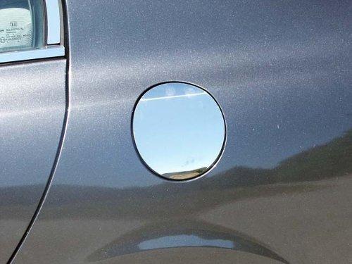 Honda Civic Gas Door (CIVIC 2006-2011 HONDA (1 Pc: Stainless Steel Fuel/Gas Door Cover Accent Trim, 4-door) GC26214:QAA)