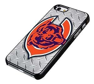 Fagreat Gear Design NFL Team Chicago Bears Logo Case For Sam Sung Note 2 Cover Plastic Hard Cover Case-c21