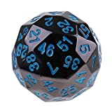 MonkeyJack Digital Dice 38mm 60-Sided D60 Die for Party Role Playing Board Game Prop #3