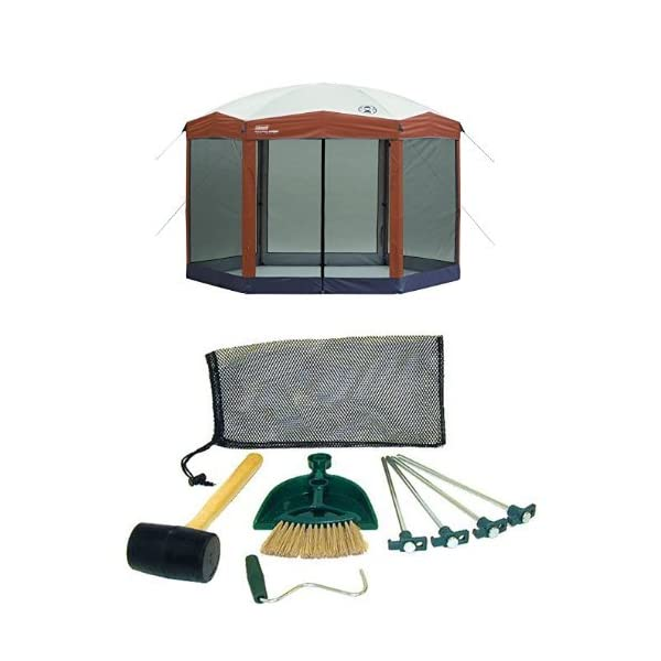 Coleman-12-x-10-Instant-Screened-Canopy-and-Coleman-Tent-Kit