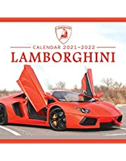 Lamborghini Calendar 2021-2022: January 2021 through February 2022, Automobile Calendar, Supercars Calendar