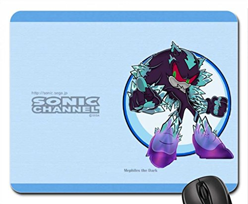 mephiles Mouse Pad, Mousepad (10.2 x 8.3 x 0.12 inches)