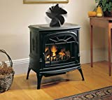 Home-Complete Wood Stove Heat Powered Fan