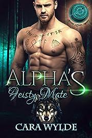 Alpha's Feisty Mate: A BBW Wolf-Shifter Romance (Arcane Affairs Agency)