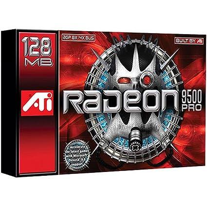 ATI RADEON 9500 PRO / 9700 FAMILY (MICROSOFT CORPORATION) DRIVERS