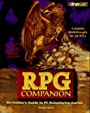 RPG Companion (Official Strategy Guides)