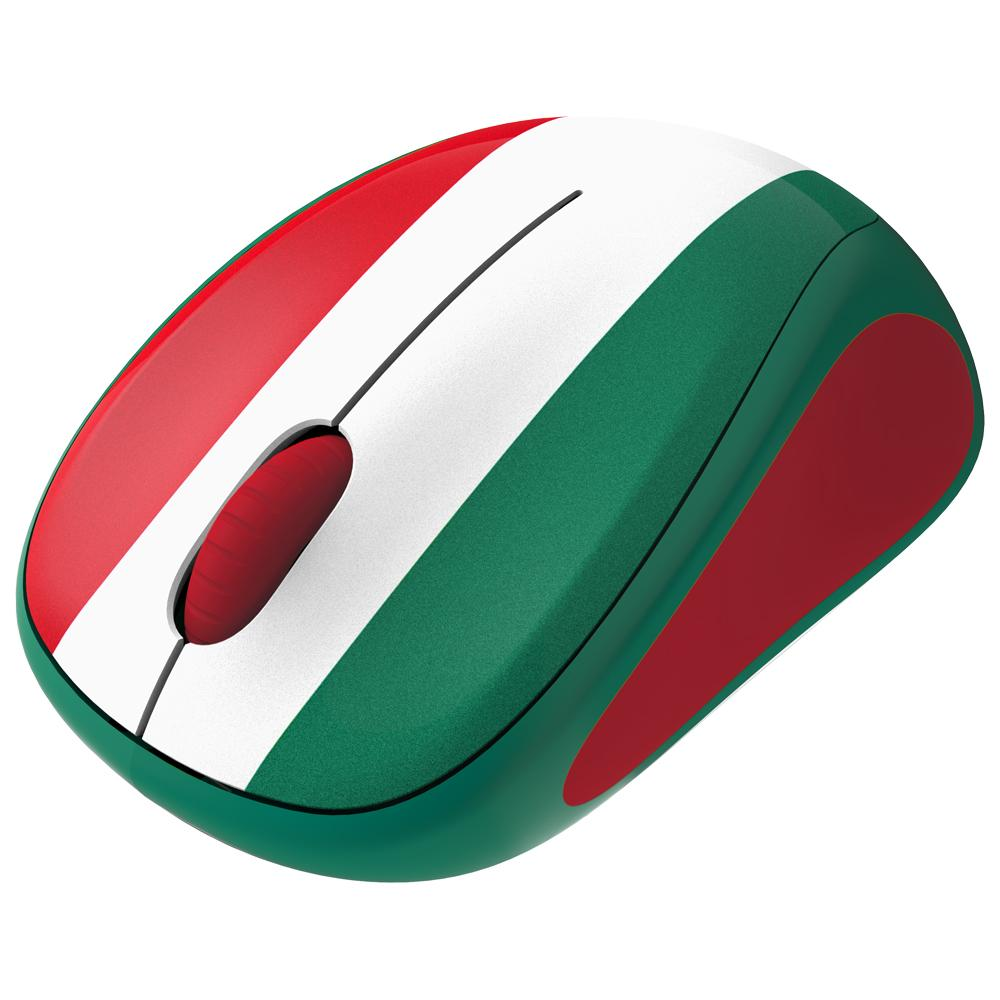 18cf23934a2 Amazon.com: Logitech Wireless Mouse M317, Mexico Soccer Fan Edition ...