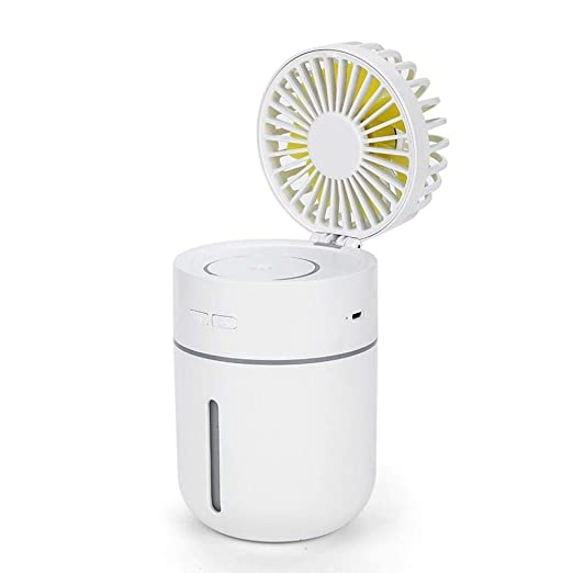 DGHWO Humidificador purificador de Aire Spray USB purificador de ...