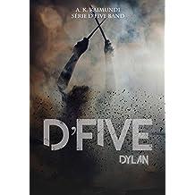D'FIVE BAND: DYLAN, BATERISTA
