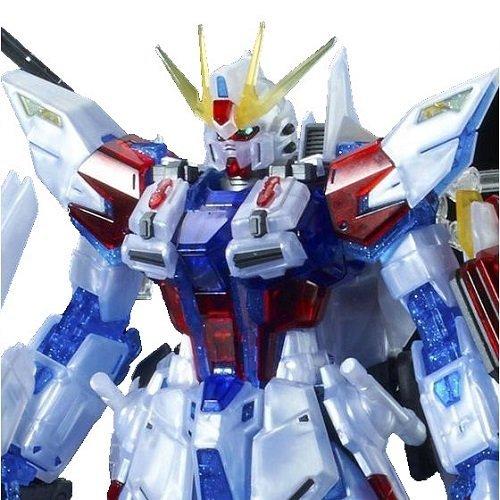 Bandai Hobby Premium MG Star Build Strike Gundam RG System Ver. Model Kit (1/100 Scale)