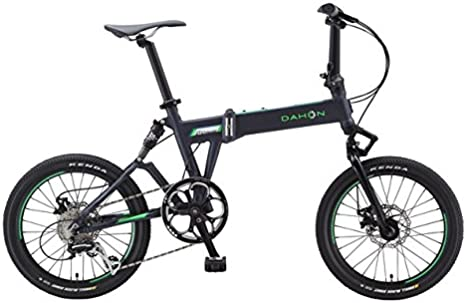 Dahon Jetstream P8-Bicicleta Plegable, Color Gris Mate: Amazon.es ...