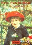 Pierre-Auguste Renoir. Livrets de 30 cartes postales