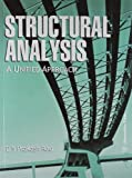 img - for Structural Analysis: A Unified Approach book / textbook / text book