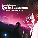 Cosmic Energy: Live At St Pancras 1970 by Quintessence (2009-10-13)