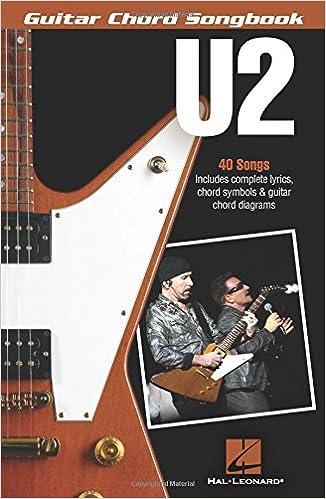 Amazon.com: U2 - Guitar Chord Songbook (9781495000829): U2: Books