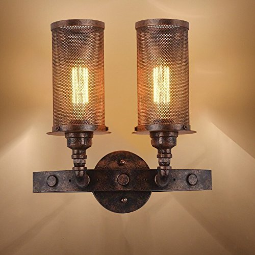 Antique Copper Outdoor Wall Light - 3