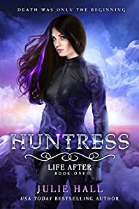 Huntress by Julie Hall ebook deal