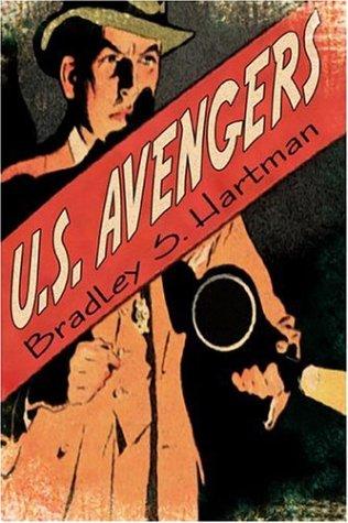 Book: U.S. Avengers by Bradley S. Hartman