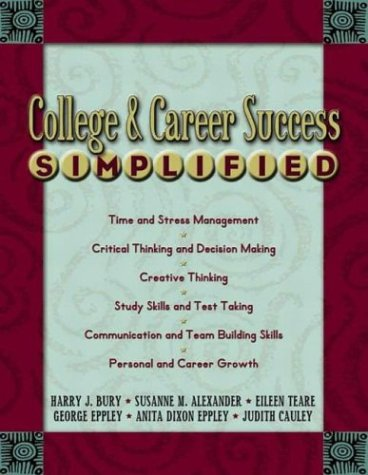 College and Career Success Simplified