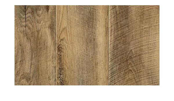 Suelo vinilico Cushion con 1 m de altura, efecto madera, grosor de 2,6 mm, precio por m²: Amazon.es: Bricolaje y herramientas