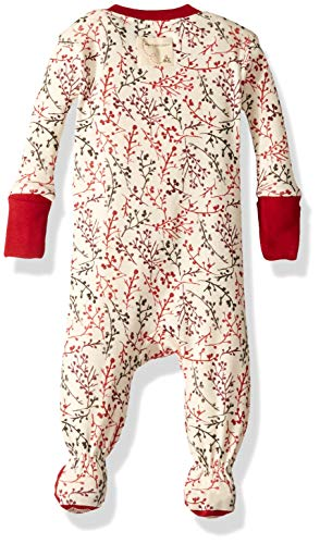 Large Product Image of Burt's Bees Baby Baby Infant YKK Zip Front Sleeper