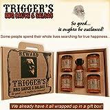 Trigger's Gourmet BBQ Sauce & Salsa Gift Box