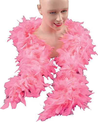 Bristol Novelty BA082 Feather Boa Pink, Womens, One