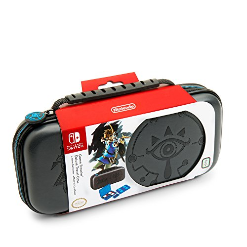 Nintendo Switch - Funda para viaje: The Legend of Zelda Breath of the Wild