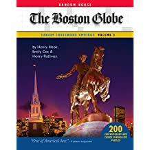 The Boston Globe Sunday Crossword Omnibus, Volume 3