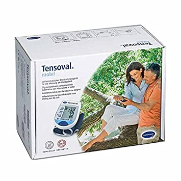 Tensoval Mobil Air Comfort System - Tensiometro Automatico de Muñeca