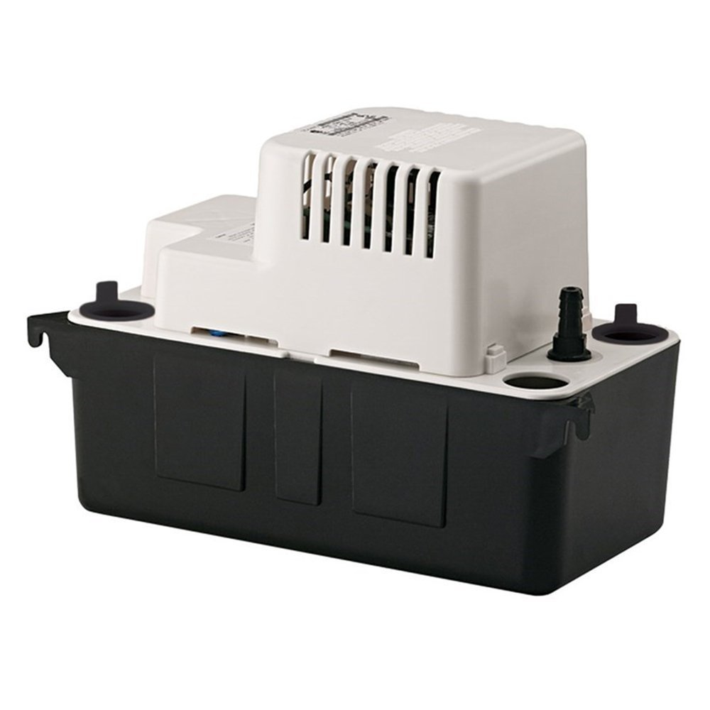 Little Giant 554401 Vcma-15 Series Condensate Pump, 7 Height, 5 Width, 11 Length, 115V 7 Height 5 Width 11 Length