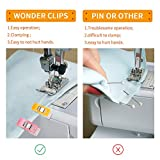MumCraft Multipurpose Sewing Clips with Tin Box