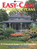 Easy Care Landscape Plans, Home Planners, 1881955222