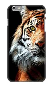 Goldenautumn Design High Quality Animal Tiger Cover Case With Ellent Style For Iphone 6 Plus(nice Gift For Christmas)