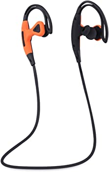 Ecandy Bluetooth 4.1 Stereo Earphones Headsets