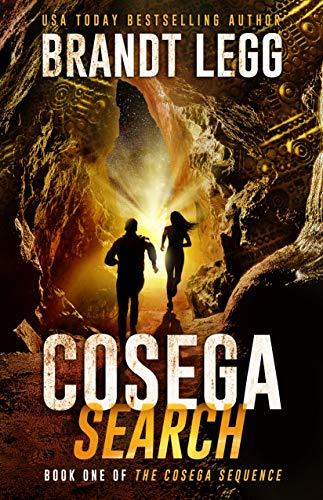 Cosega Search by Brandt Legg ebook deal
