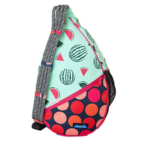 KAVU Paxton Pack Sling Backpack - Watermelon