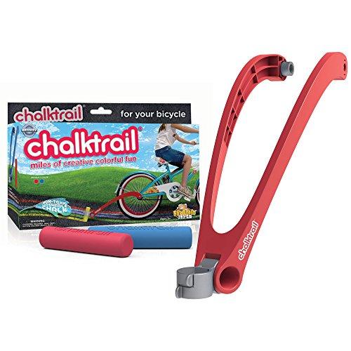 Fat Brain Toys Chalk Trail - Red