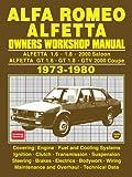 ALFA ROMEO ALFETTA 1973-1980